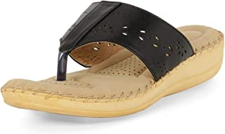 DOCTOR EXTRA SOFT Chappals for Women's/Orthopedic Chappal/Diabetic Chappal/Comfortable and Anti Slippery Chappal