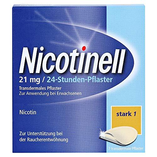 NICOTINELL 52,5 mg 24 Stunden Pfl.transdermal 7 St Pflaster transdermal