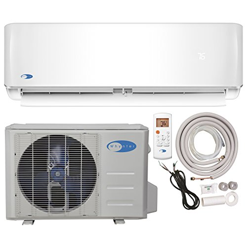 Whynter Mini Split Inverter System & Heat Full Set...