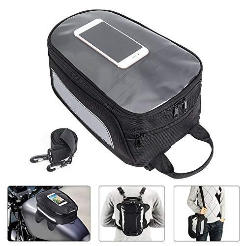 Ulofpc Moto Nuevo Tanque de Agua Harley Patrol Bag...