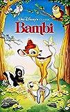 A4'Walt Disney Bambi' A4Poster, VERSAND INNERHALB