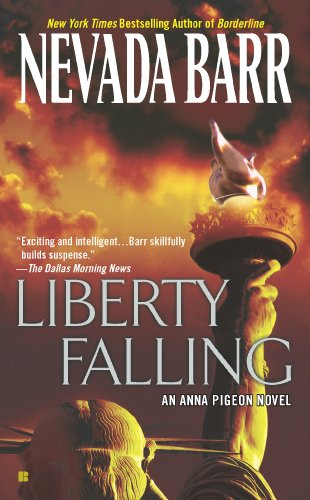 Liberty Falling (Anna Pigeon Mysteries Book 7)