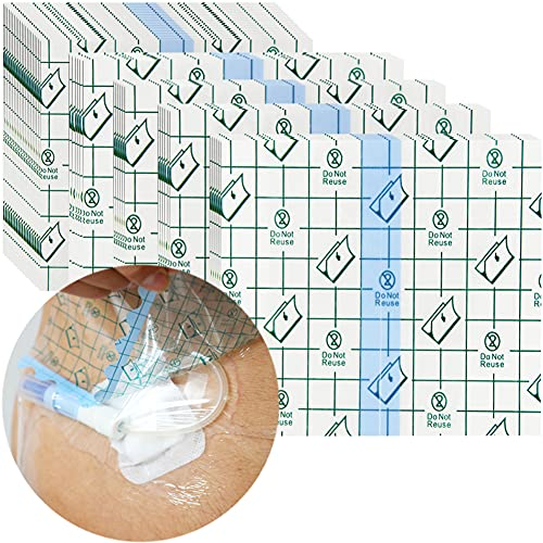 Waterproof Stretch Adhesive Bandage PD Dialysis Catheter Shower Cover...