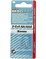 Mag-Lite Krypton - Bombillas para mini AA (2 unidades)