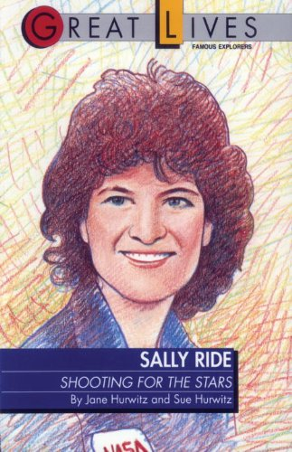 Sally Ride: Shooting for the Stars Great Lives Series (English Edition)
