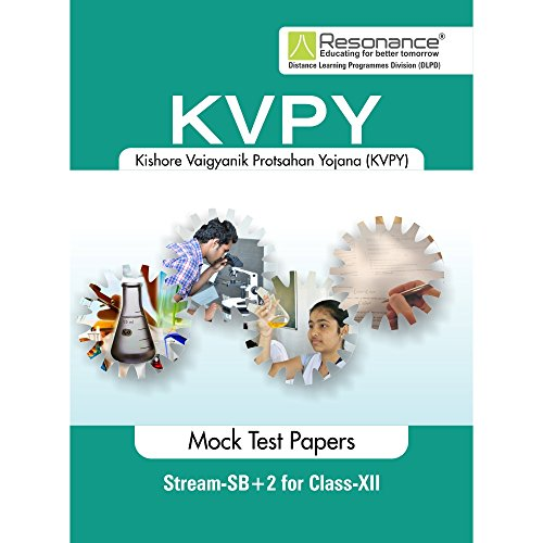 KVPY SX Stream Mock Test Papers for Class XII
