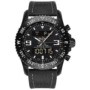 Breitling Watches Men's Breitling Chronospace Military Watch – M78367101B1W1