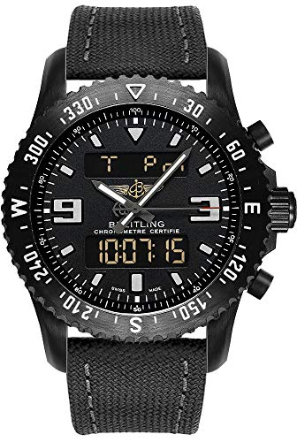 Men's Breitling Chronospace Military Watch - M78367101B1W1