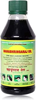 Mahabhringraj Ramakrishna Pharma Scalp Massaging Oil, 200 ml