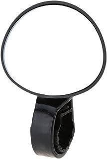 TOOGOO(R) Bike Retrovisore Supporto da Manubrio per Specchio retrovisore/Sicurezza Riflettente Specchio Convesso per MTB e...