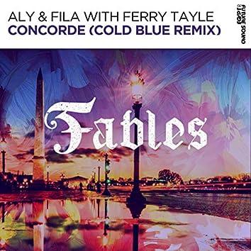 Concorde (Cold Blue Remix)