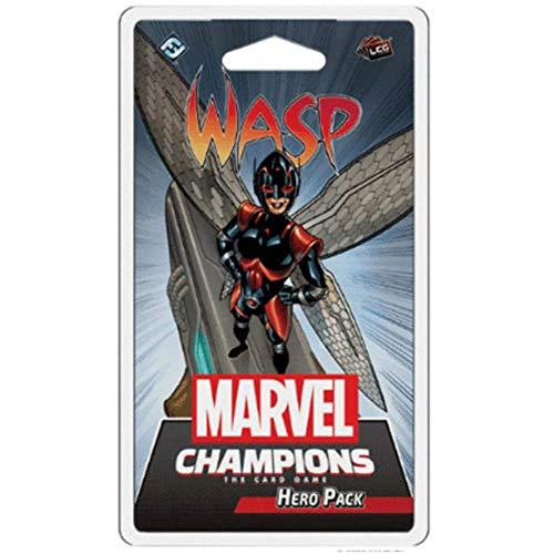 Fantasy Flight Games - Marvel Champions: Hero Pack: Wasp - Kartenspiel