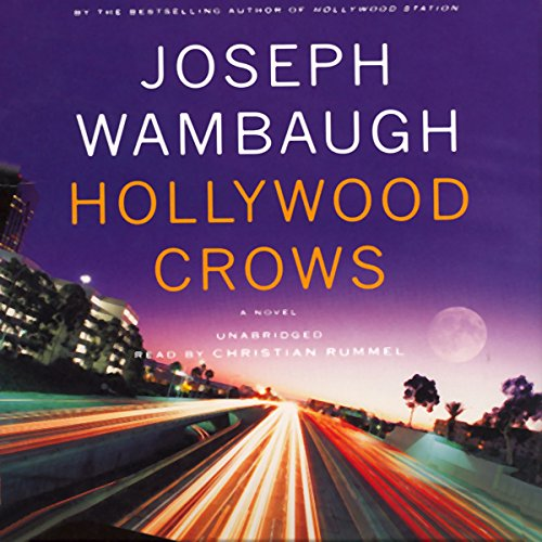 Hollywood Crows audiobook cover art