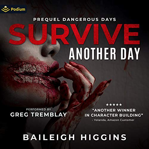 Survive Another Day cover art