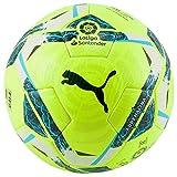 PUMA LaLiga 1 Adrenalina (FIFA Quality) Balón, Adultos Unisex, Verde (Verde), 5