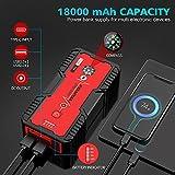 Zoom IMG-2 fowawu avviatore batteria auto 1500a