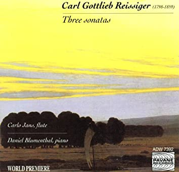 Reissiger: Three Sonatas