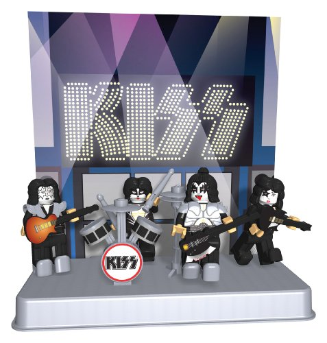 K'NEX KISS Buildable Figures - Series 1 [Toy]