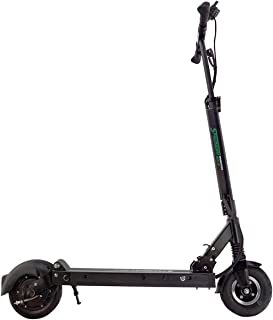 Speedway Mini IV Electric E Scooter Foldable, 350W Motor | Max Speed 20mph | 36V 10.4AH 375Wh Battery | 16 Miles Distance | Climbing Grade 15° (1-yr US Warranty), Black