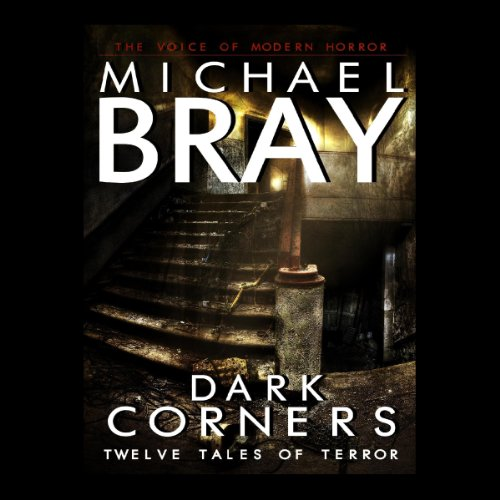 Dark Corners audiobook cover art