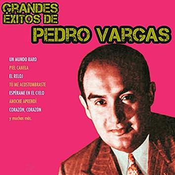Grandes Éxitos de Pedro Vargas
