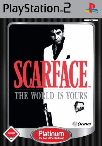 Scarface: The World is Yours [Platinum]