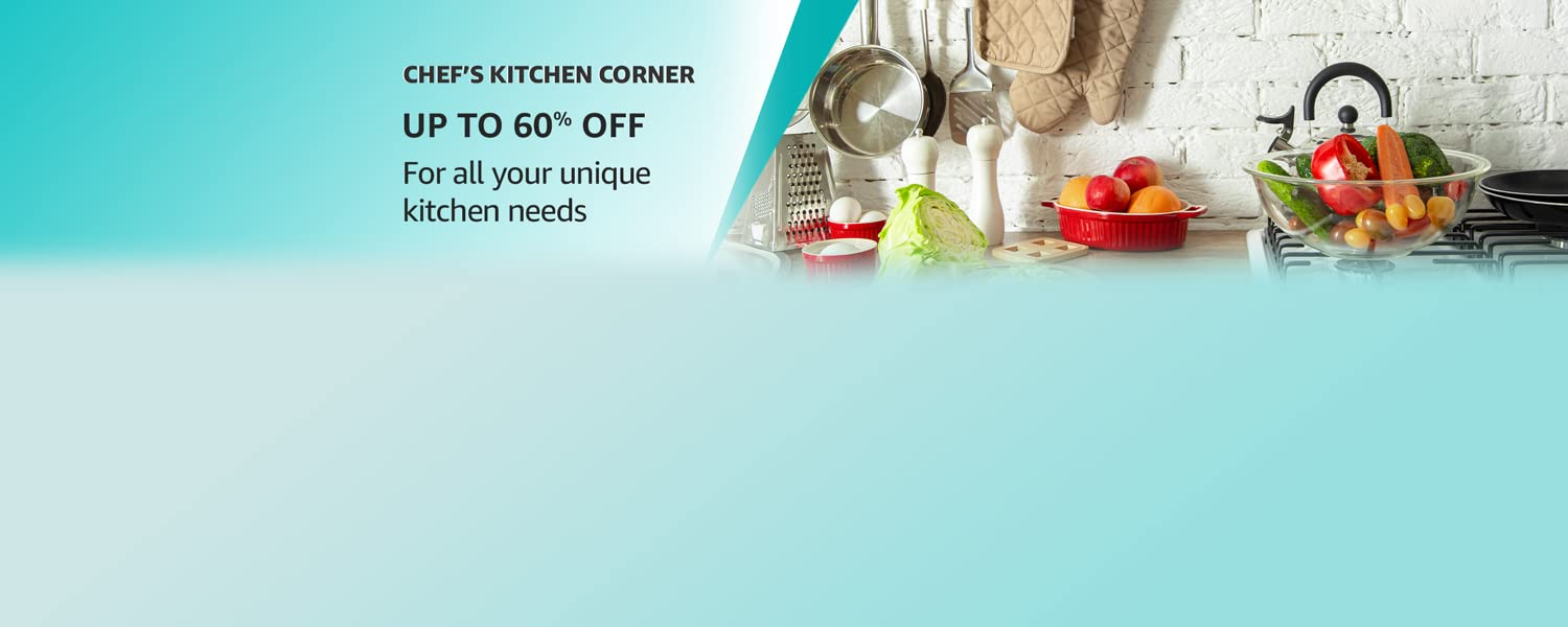 Amazon Offers Today-Coupons-Promo Codes - Up To 60% discount on Kitchenware