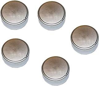 Kit 5 Manopole Pomello Piano Cottura Ariston Indesit C00111686