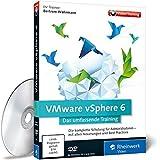 VMware vSphere 6: Servervirtualisierung und virtuelle Infrastrukturen. Das umfassende Video-Training für Administratoren und IT-Berater
