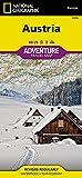 Austria (National Geographic Adventure Map, 3319)
