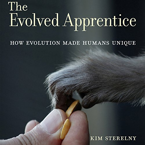 The Evolved Apprentice audiobook cover art