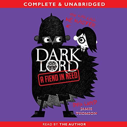 Dark Lord: A Fiend in Need Titelbild