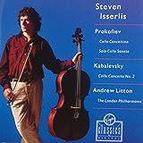Steven Isserlis spielt Cellokonzerte von Kabalevsky und Prokofiev
