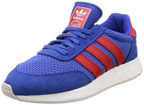 Adidas I-5923, Zapatillas de Deporte para Hombre, Azul (Azalre/Rojo/Griuno 000), 45 1/3 EU