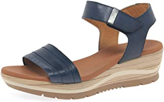 Paula Urban Bay Womens Wedge Heel Sandals