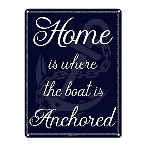 Nautical Home Decor Sign