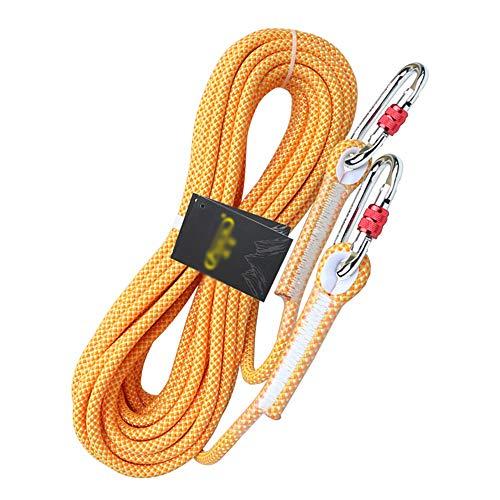 Hair Touwen, statisch touw, 14 mm diameter in de open lucht wandelende accessoires, high strength koord, veiligheidssnoer met gratis anti-slip handschoenen