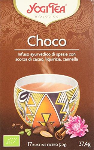 Yogi Tea Choco Tè - 17 filtri - 37.4 gr