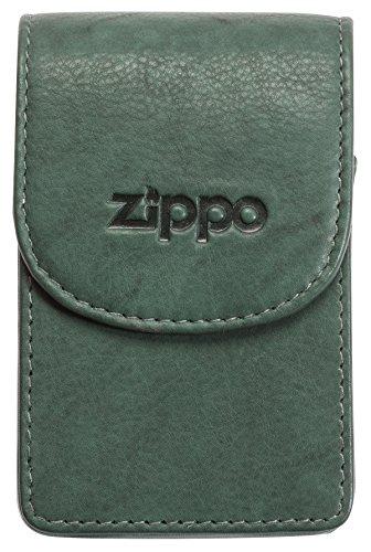 Zippo Box Cover Zigarettenetui, 11 cm, grün (Grün) - 2005410