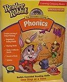 Reader Rabbit Phonics: Kindergarten Interactive Learning with CD rom