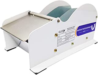 Water Activated Tape Dispenser- Elepa Manual Kraft Tape Dispenser,3.5-Inch Wide,Ideal for Low-Volume Carton Sealing by Water-Activated Tape