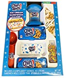 Chips Ahoy Ice Cream Sandwich Maker Kit! Included: 8 Chips Ahoy Cookies, Sandwich Mold, Scoop, Tray,...