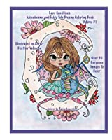 Moonbeams and Fairy Tale Dreams Coloring Book (Lacy Sunshine's Coloring Books)