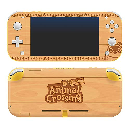 [Switch] Animal Crossing: New Horizons - Woodtone - Nintendo Switch Lite Skin - $3.74 at Amazon