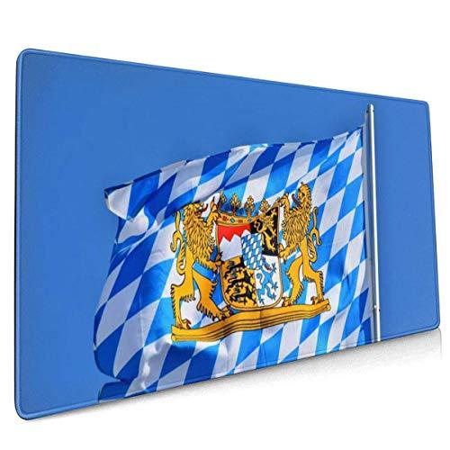 Bayern Bayerische Flagge Professionelle Große Mauspad Tastatur Pad Lange Computerspiel Mauspad