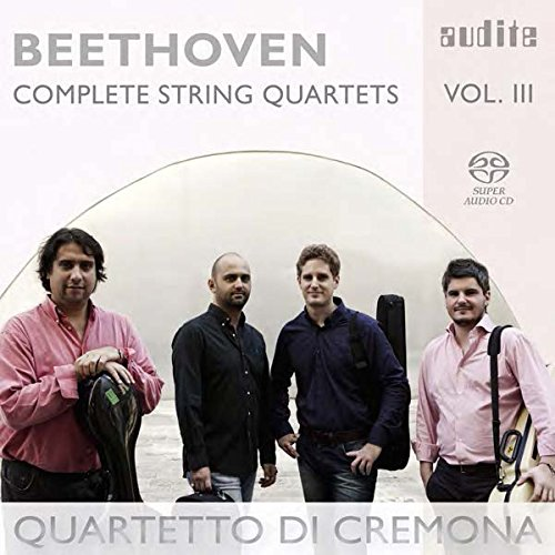 Quartetti Per Archi (Integrale), Vol.3: