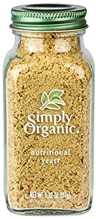 Simply Organic Nutritional Yeast, 1.32oz