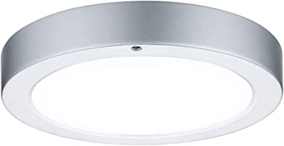 Paulmann 704.32 Plafonnier Plastique, Integriert, Blanc