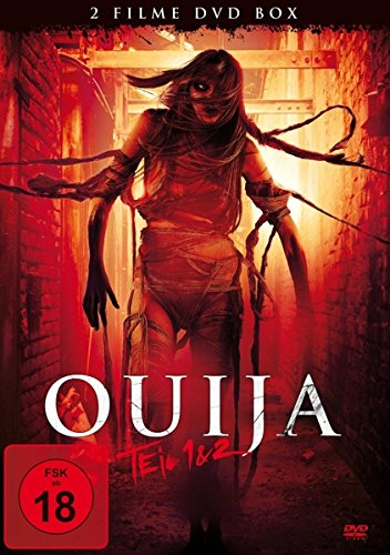 Ouija Teil 1 & 2 (2Filme DVD Box)