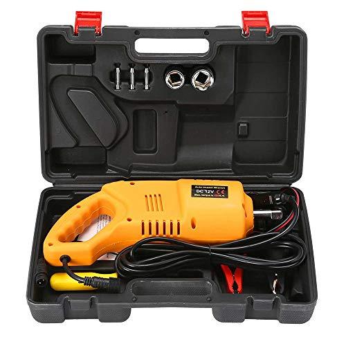 BENPAO Auto-Schlagschrauber 1/2 Zoll 12 Volt tragbarer elektrischer Schlagschrauber-Satz, für die Reparatur von Autoreifen, die Werkzeuge ersetzen